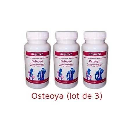 Osteoya (lot de 3)