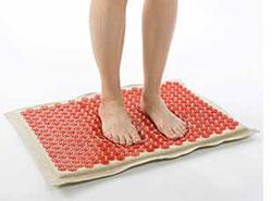 pieds tapis acupression